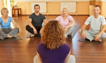 Mindfulness-Based Group Stress Reduction Course